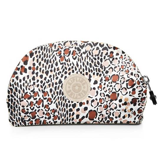 Trix Mini Pouch,Leopard Prin,large