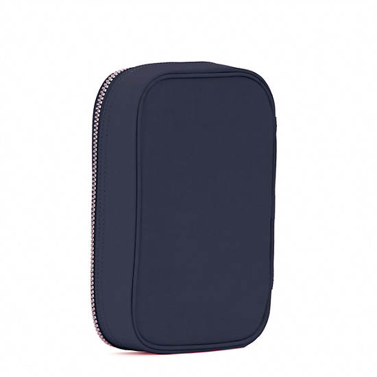 100 Pens Case,True Blue,large