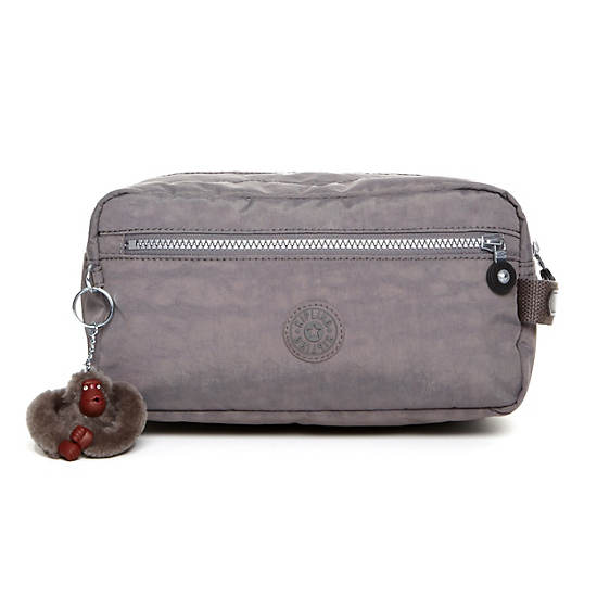 Agot Large Toiletry Bag,Celo Grey,large