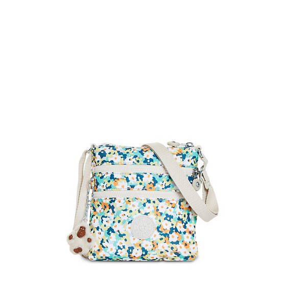 Alvar XS Printed Mini Bag,Meadow Flower Green,large