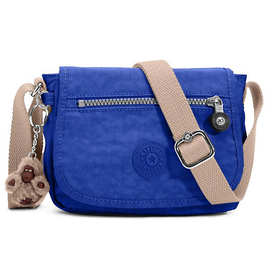 Sabian Mini Bag,Glass Bottom Blue,large