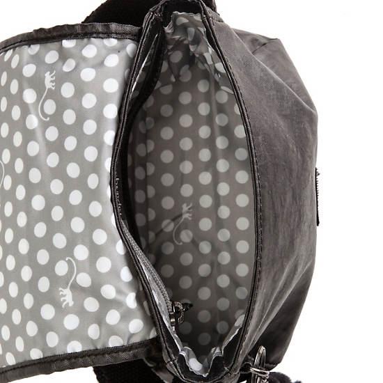 Sabian Metallic Mini Bag,Lacquer Black,large