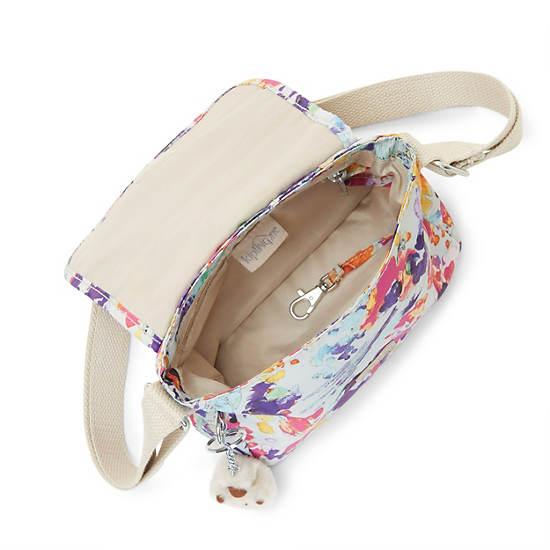 Sabian Mini Bag,Melted Floral,large