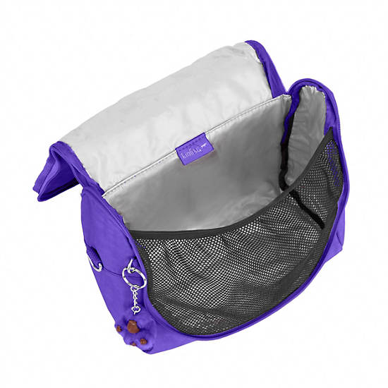 Kichirou Lunch Bag,Sapphire,large