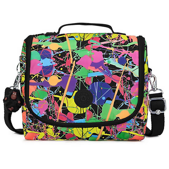 Kichirou Lunch Bag,Art Party,large