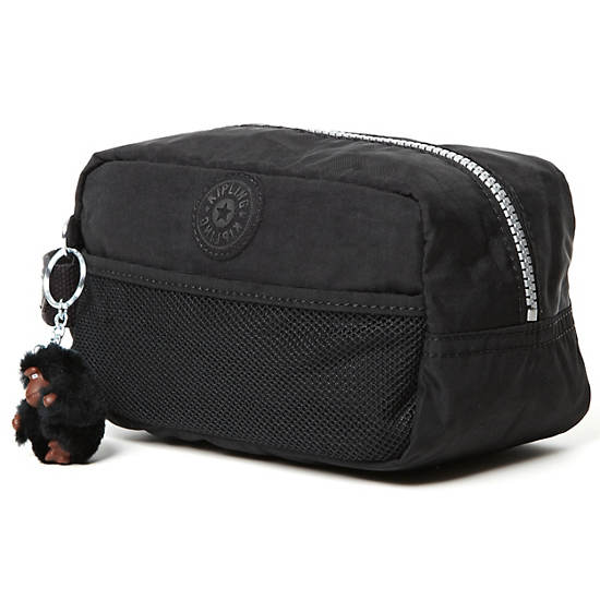Denice Toiletry Bag,Black,large