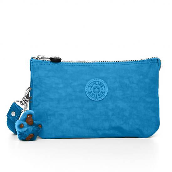 Creativity XL Pouch,Agua Blue,large