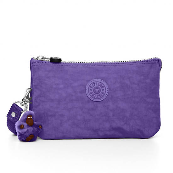 Creativity XL Pouch,Inlet Purple,large