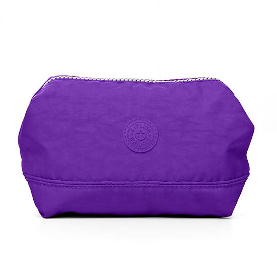 Marna Pouch,Tile Purple,large