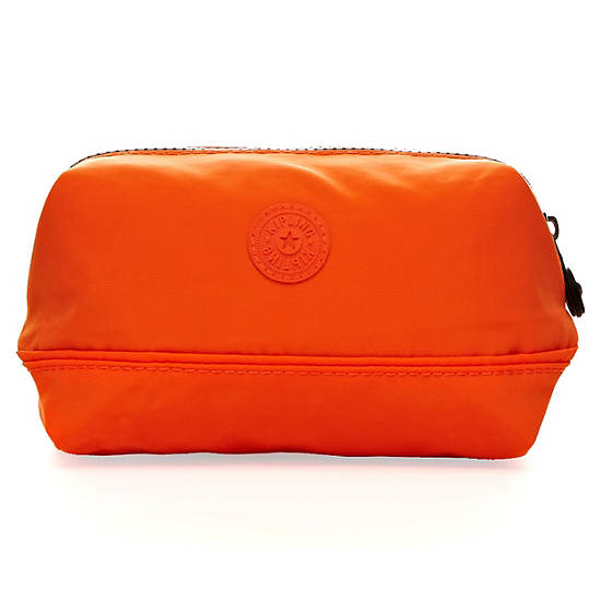 Marna Pouch,Electric Orange,large