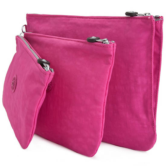 Iaka Large Pouch,Very Berry,large