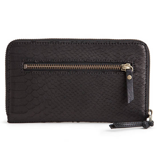 Alvis Leather Wallet,Hello Weekend,large