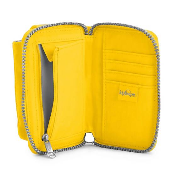 PATTIE WALLET WRISTLET,Jicama Yellow,large
