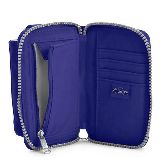 PATTIE WALLET WRISTLET,Flash Blue,large