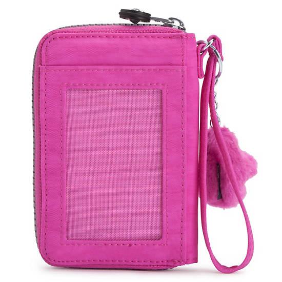 PATTIE WALLET WRISTLET,Breezy Pink,large