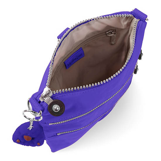 Rizzi Convertible Mini Bag,Sapphire,large