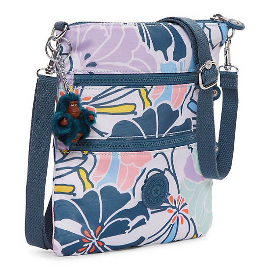 Rizzi Printed Convertible Mini Bag,Hello Spring,large
