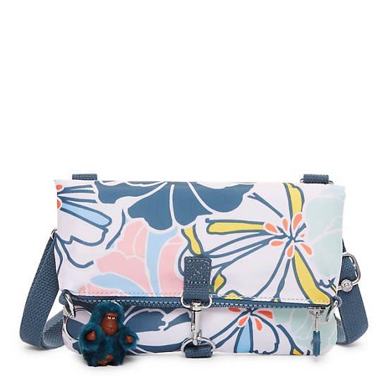 Rizzi Printed Convertible Mini Bag,Hello Spring,large