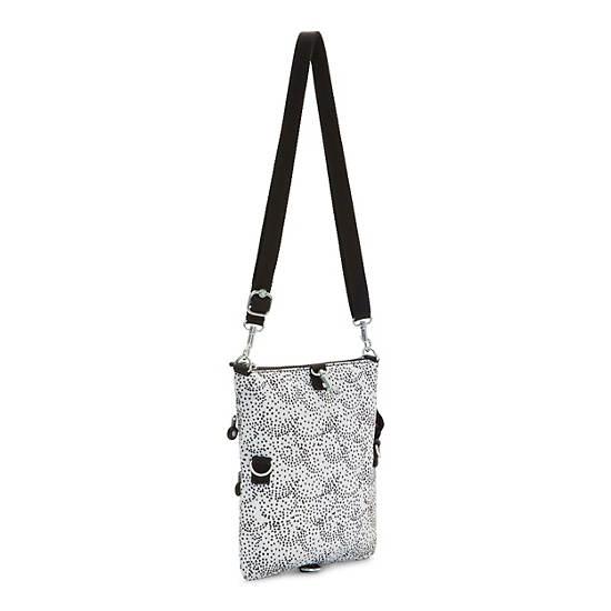Rizzi Printed Convertible Mini Bag,Steep Tile Geo,large