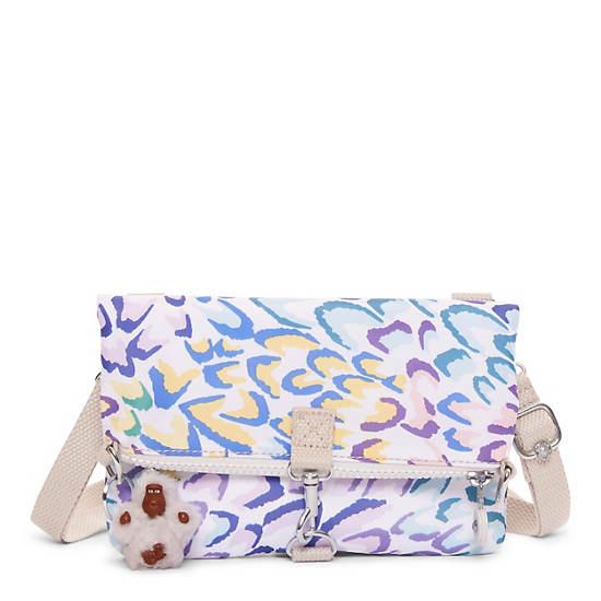 Rizzi Printed Convertible Mini Bag,Adventure,large