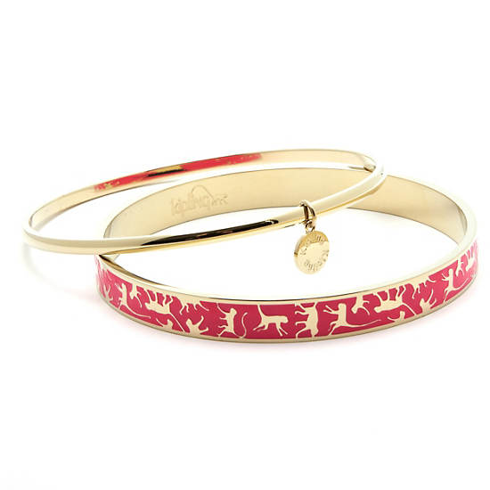 Enamel Bangle Set,Monkey Mania Pe,large
