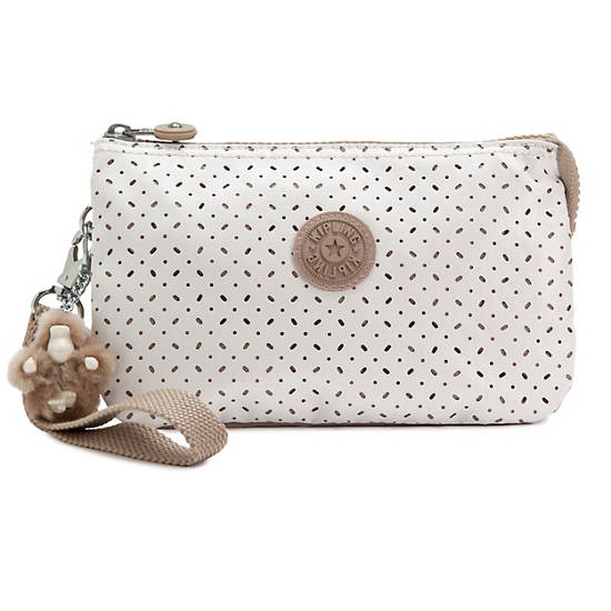 CREATIVITY XL EYELET WRISTLET,Coastal Dream,large