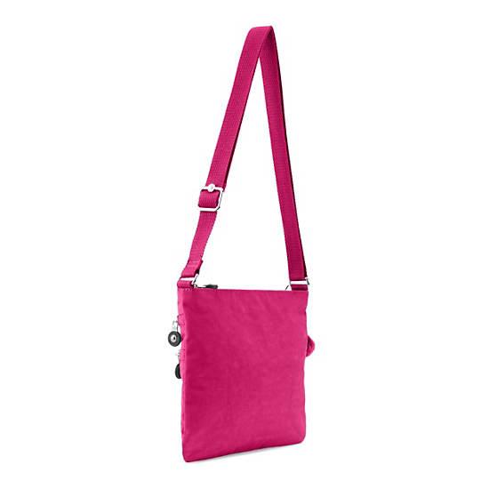 Abner Crossbody Bag,Very Berry,large