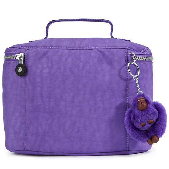 Marize Makeup Bag,Vivid Purple,large