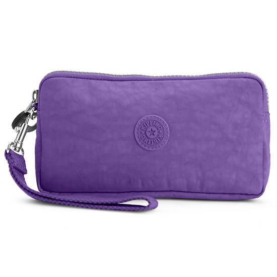 Bernard Wristlet,Vivid Purple,large