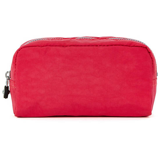 YVONN POUCH,Vibrant Pink,large