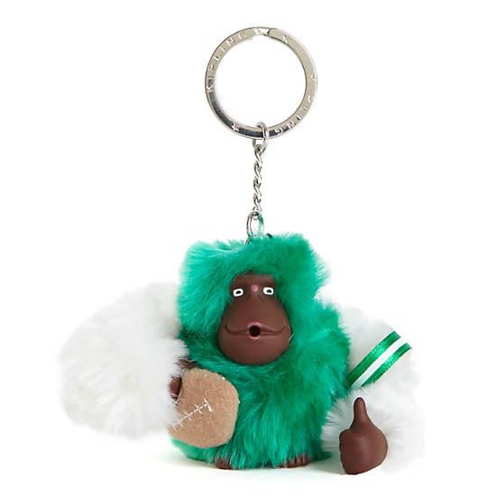 Varsity Monkey Keychain,Multi,large