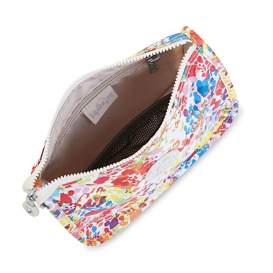 Harrie Printed Pouch,Color Burst Bright,large