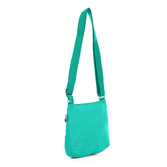 Emmylou Crossbody Bag,Jasmine Green,large
