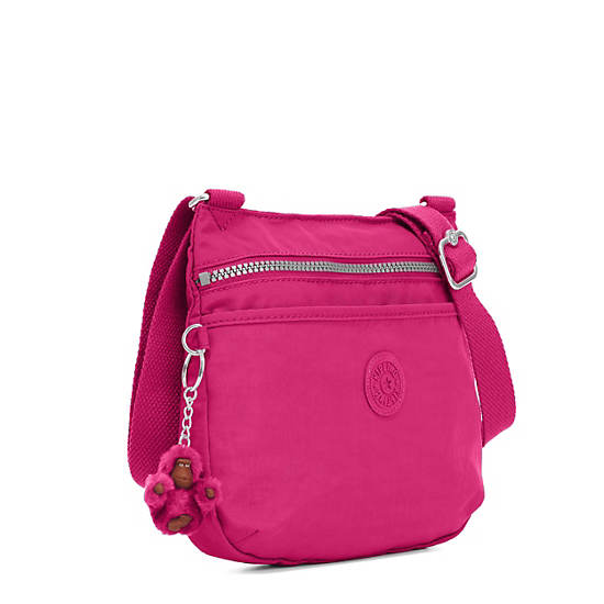 Emmylou Crossbody Bag,Very Berry,large