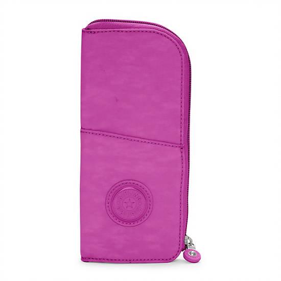 Pinta Pencil Case,Purple Garden,large