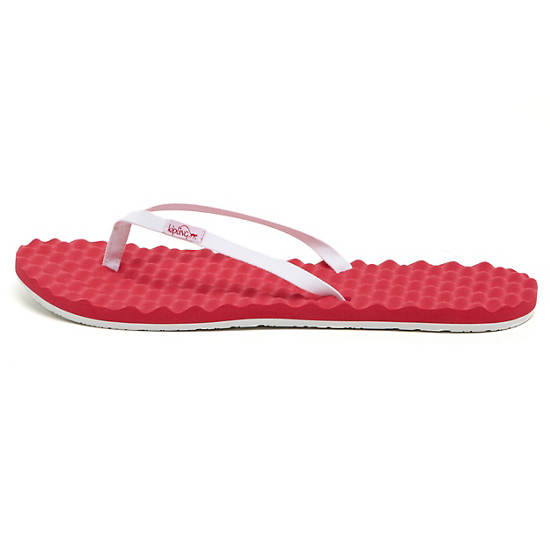 FLIP FLOP MASSAGE MEDIUM,Very Berry,large