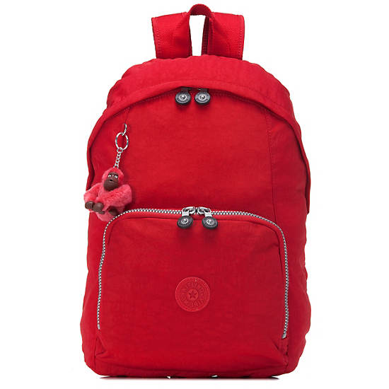 Ridge Backpack,Red,large