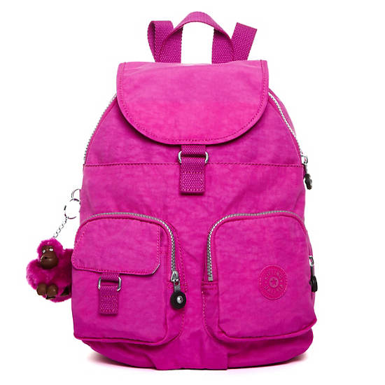 Firefly Small Backpack,Pink Orchid,large