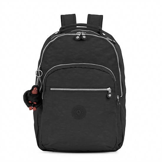 Seoul Large Laptop Backpack,Black,large