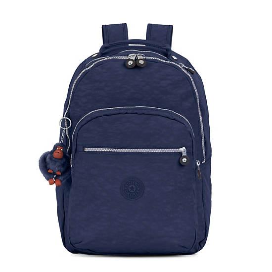 Seoul Large Laptop Backpack,True Blue,large