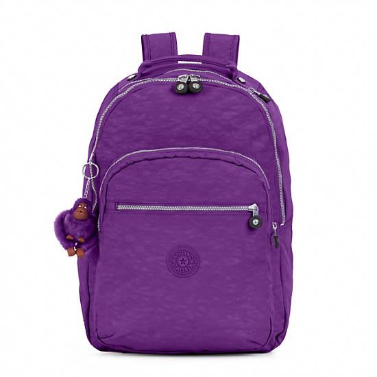 Seoul Large Laptop Backpack,Tile Purple,large