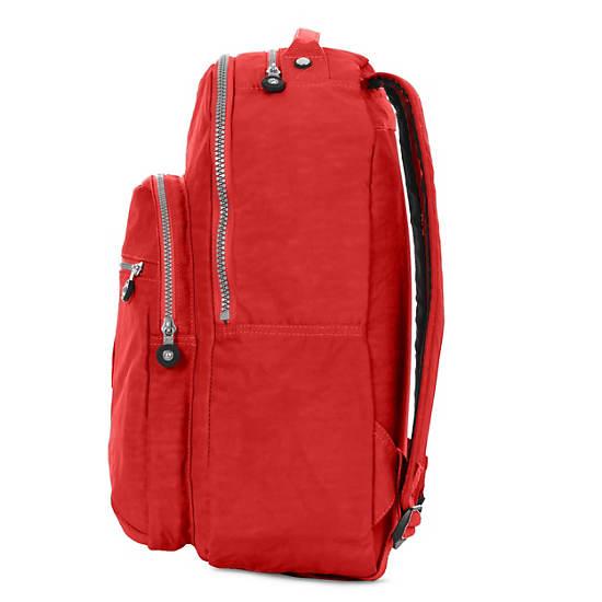 Seoul Large Laptop Backpack,Cherry,large