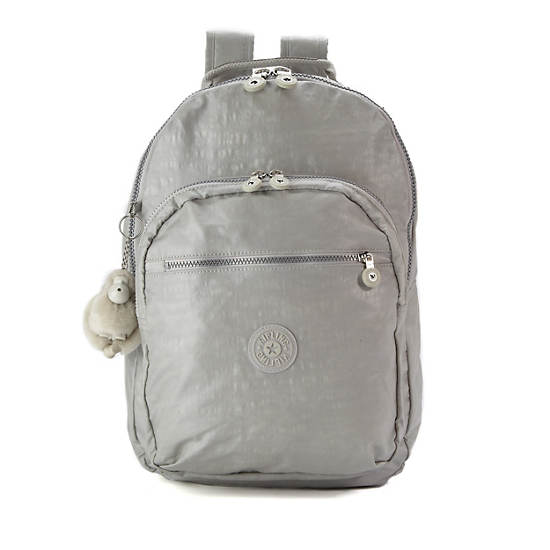 Seoul Large Laptop Backpack,Pearlized Ash Grey,large