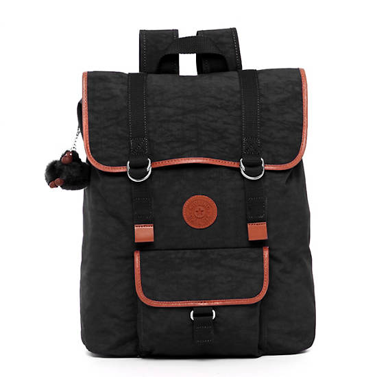 Jinan Large Backpack,Black,large