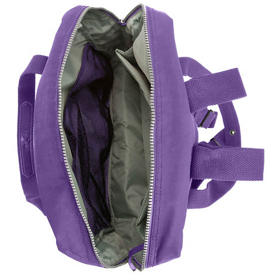 Salee Backpack,Vivid Purple,large