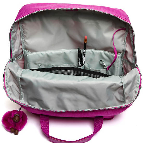 Salee Backpack,Pink Orchid,large