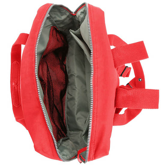 Salee Backpack,Cardinal Red,large