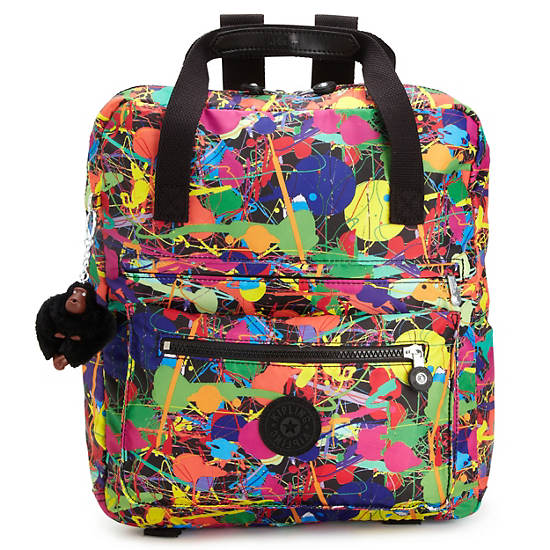 Salee Backpack,Art Party,large