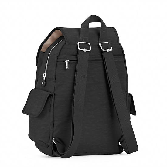 Ravier Medium Backpack,Black,large