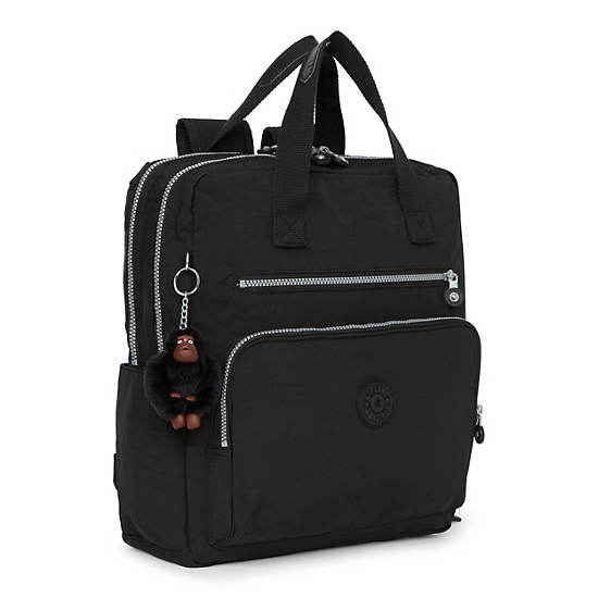 Audrie Diaper Bag Backpack,Black,large